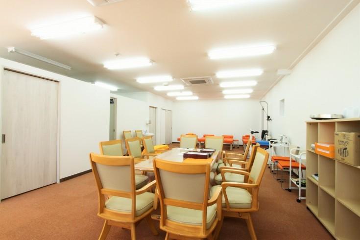 介護予防デイサービス GENKI NEXT内装 (5)