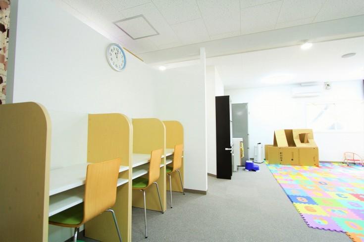児童発達支援 放課後等デイサービス アウトプット内装 (3)