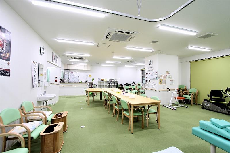 東大阪デイサービス按心らいふ 内装 (2)