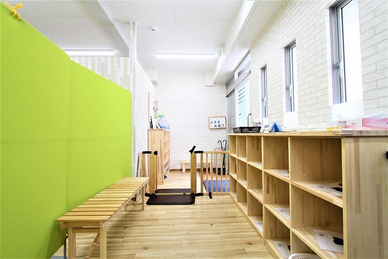 大阪市児童デイサービスゆりいか様内装デザイン (4)
